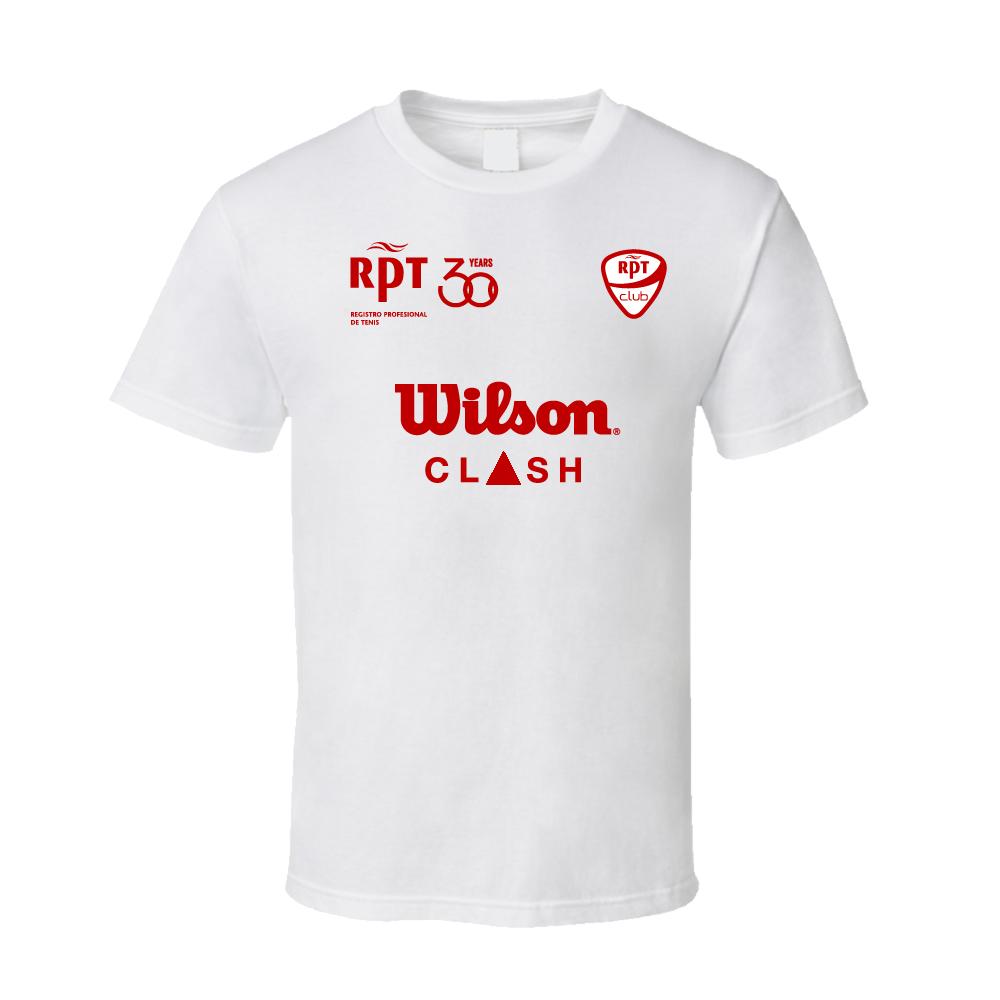 camiseta wilson 19